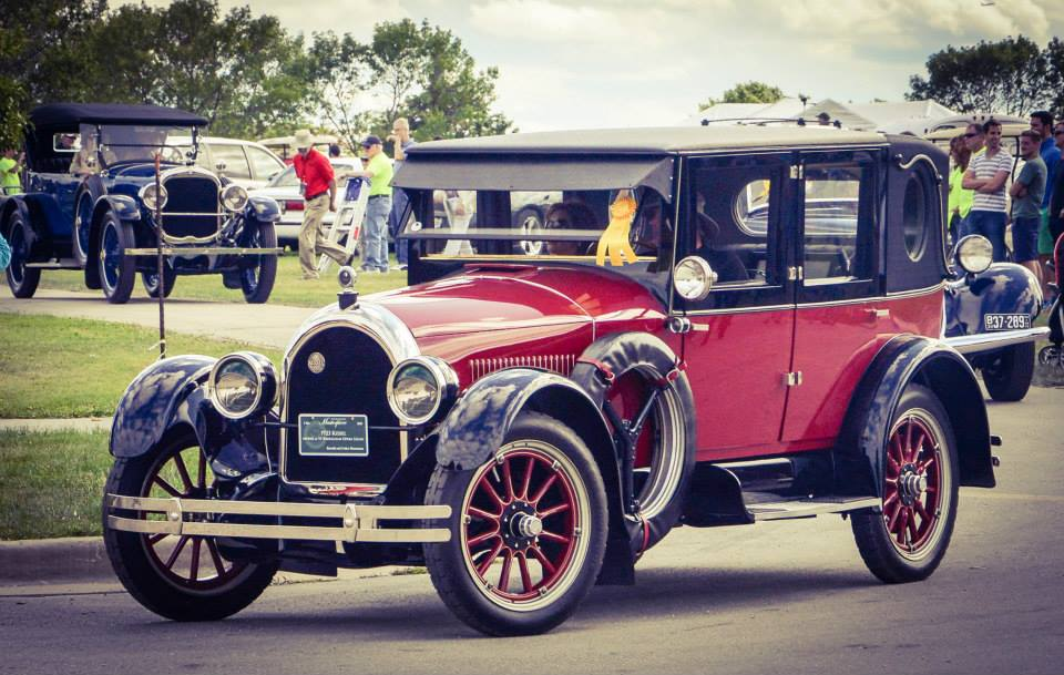 1923 Kissel Brougham Opera Sedan - Kissels and Classic Cars by ...